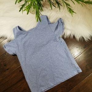 The Children's Place Cold Shoulder Shirt